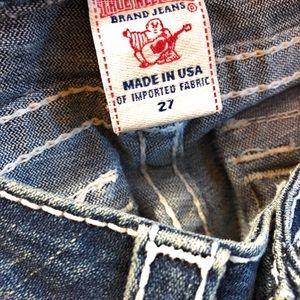 True Religion Jeans - True Religion Disco Billy Big T Jeans